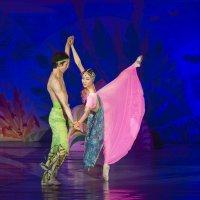 """Сцена из балета """"Маугли"""" :: Владимир Максимов"""