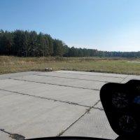Вертолетная площадка. Прибыли. :: Вячеслав Криволуцкий