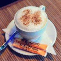 кофе :: Анастасия Иноземцева