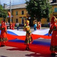 День России в Коврове :: Mavr -