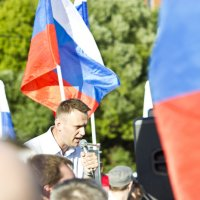 Навальный в Калуге :: Вадим Климкин