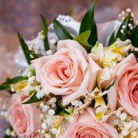Букет невесты :: Юрий Бичеров
