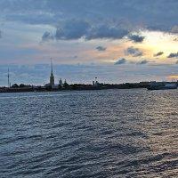 Белые ночи  Санкт-Петербурга... :: Tatiana Markova