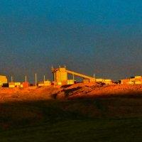 Рудник Купол на Чукотке :: Валера Коненков