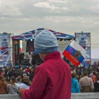 День России в Парке 300-летия Санкт-Петербурга :: Владимир Питерский