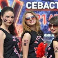 Русские мотоциклистки :: Сергей F
