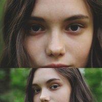 глаза-зеркало души :: TDaryaaa