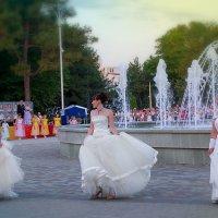 Танец :: Ирина Рассветная