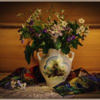 Полевые цветы. :: Милена )))