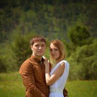 Анастасия и Павел :: Мария Туркина