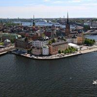 Стокгольм :: Larisa Ulanova