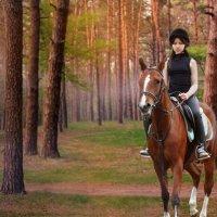 Прогулка в лесу :: Оксана Коловская