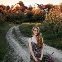 Прогулка перед закатом :: Дмитрий Бегма