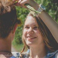 первая любовь :: Анастасия Калачева