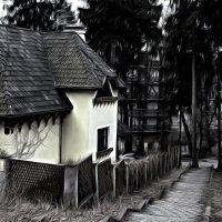 Светлогорские домики :: Карен Мкртчян