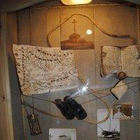 В музее на Соловках :: Ольга