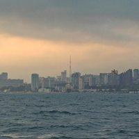 Сочи перед закатом :: Алексей Меринов