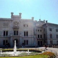Замок Мирамаре. Италия :: Наталья Пономаренко