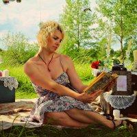 Фотосет совместно со студией Декор-Лента :: Ольга Бархатова