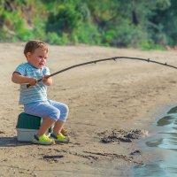 Рыбак :: Наталья Панина