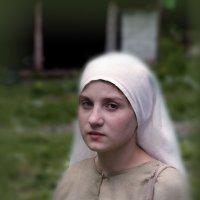Девушка. :: Евгений