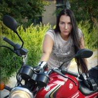 МотоКатя :: Елена Сучкова