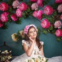 Летний сад. :: Оксана Зарубина