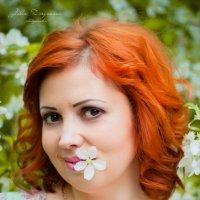 обожаю снимать рыжих :: Юлия Fox(Ziryanova)
