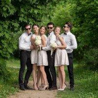 Друзья жениха и невесты :: Konstantin Morozov