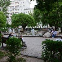 Чистопрудный бульвар. :: Oleg4618 Шутченко