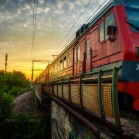Поезд к мечте :: Лев Shuclo