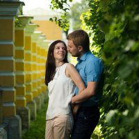 Love story :: Ivan Pavlov