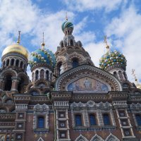 Санкт-Петербург.Собор спаса на крови :: Татьяна
