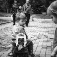 Отношения :: Наталья Одинцова