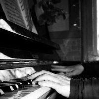 я пианиста, только без рояля :: Tatiana Savelchenko