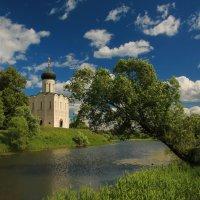 Церковь Покрова на Нерли :: Анна Букина