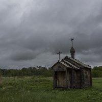 Скоро дождь. :: Алексей Илюхин