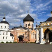 Вознесенская Давидова пустынь — мужской монастырь :: Маргарита