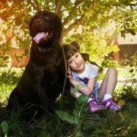 собака лучший друг :: Кристина Малютина