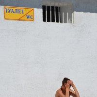 Видно что-то не сложилось :: Николай Ярёменко
