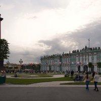 На Дворцовой :: Светлана Логинова