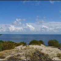Небо,море,песок.... :: Анастасия Смирнова