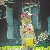 Спортсменка :: Света Кондрашова