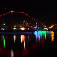 Огни ночного города :: Александр Сергеевич