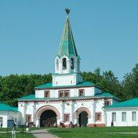 село Коломенское,Главный вход :: Борис Александрович Яковлев