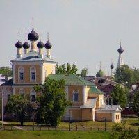Церковь Флора и Лавра :: Nikolay Monahov