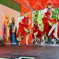 Динамика танца.... :: Дмитрий Иншин