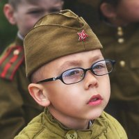 Юный воин :: Сергей Радин