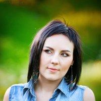 ♥ Анютка в парке Коломенское 8.06.2015 вечер ♥ :: Alex Lipchansky