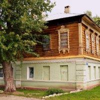 Дом в Коломкеском :: Владимир Болдырев